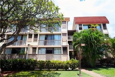 Waianae Condo/Townhouse For Sale: 84-707 Kiana Place #106A