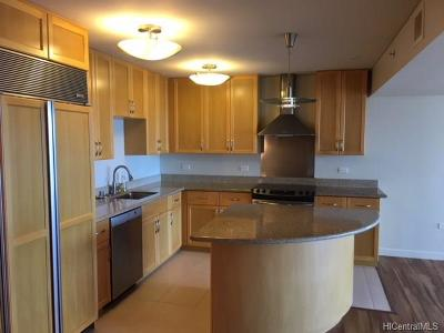 Hawaii County, Honolulu County Rental For Rent: 1288 Kapiolani Boulevard #I-905