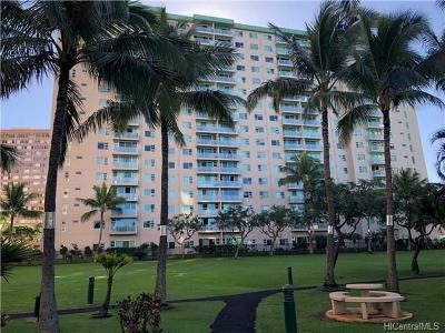 Honolulu HI Condo/Townhouse For Sale: $538,000