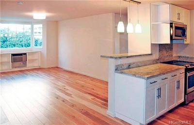 Hawaii County, Honolulu County Rental For Rent: 1820 Kaioo Drive #A304