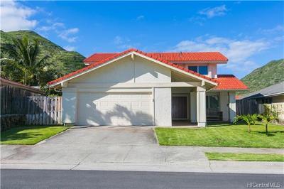Honolulu Single Family Home For Sale: 1190 Kahului Street