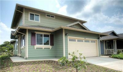 Ewa Beach HI Single Family Home For Sale: $778,000