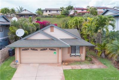 Kapolei Single Family Home For Sale: 91-1066 Paaoloulu Way