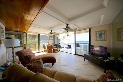 Waianae Condo/Townhouse For Sale: 84-1021 Lahilahi Street #501