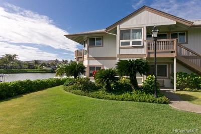 Honolulu County Condo/Townhouse For Sale: 7007 Hawaii Kai Drive #L14