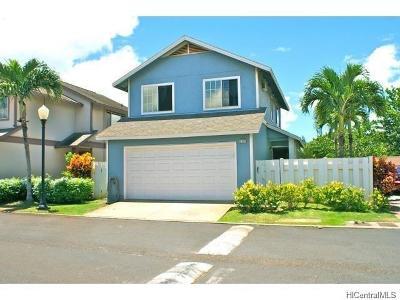 Ewa Beach Rental For Rent: 91-1026 Polohuku Street #89