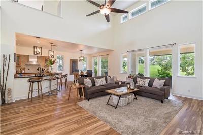 Kapolei HI Single Family Home For Sale: $1,675,000