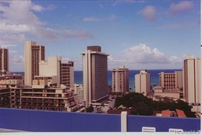 Honolulu Condo/Townhouse For Sale: 444 Nahua Street #904