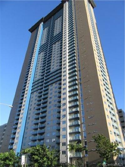 Honolulu Condo/Townhouse For Sale: 801 South Street #4506
