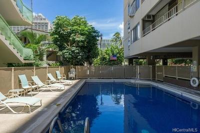Honolulu Condo/Townhouse For Sale: 225 Kaiulani Avenue #203