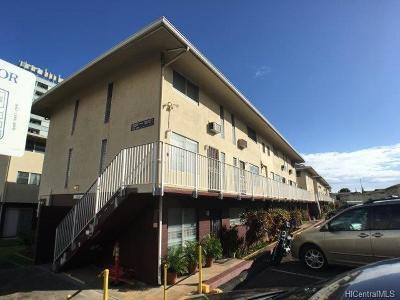 Honolulu Rental For Rent: 3223 Ala Ilima Street #32232