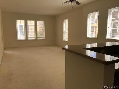 Honolulu Rental For Rent: 520 Lunalilo Home Road #6312