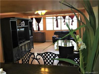 Honolulu Rental For Rent: 225 Liliuokalani Avenue #9B