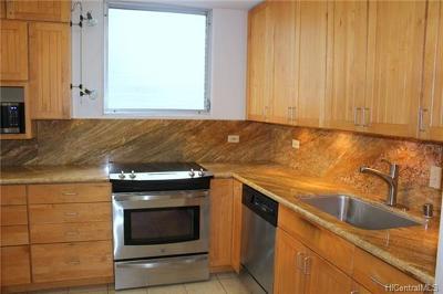 Condo/Townhouse For Sale: 1717 Ala Wai Boulevard #401