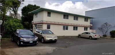 Honolulu Rental For Rent: 1720 Algaroba Street #2