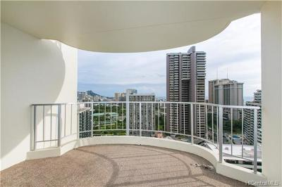 Honolulu HI Condo/Townhouse For Sale: $630,000