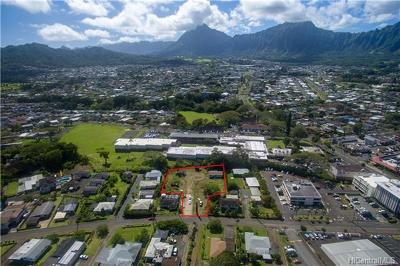 Kaneohe Single Family Home In Escrow Showing: 45-252 William Henry Road #D