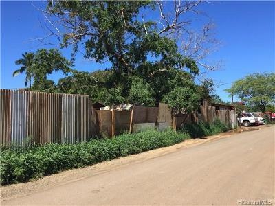 Honolulu County Residential Lots & Land For Sale: 87-949 Apuupuu Road