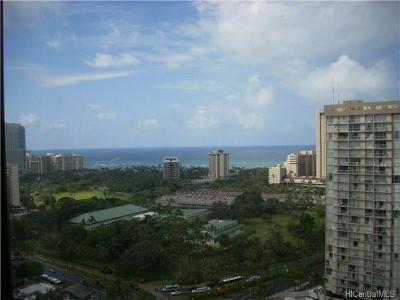 Honolulu HI Condo/Townhouse For Sale: $399,000