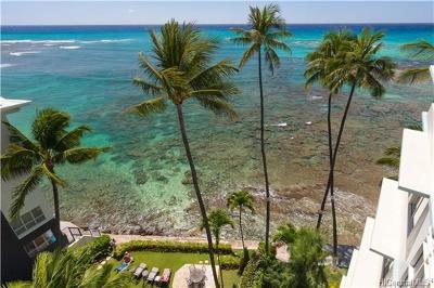 Honolulu County Condo/Townhouse For Sale: 2943 Kalakaua Avenue #807