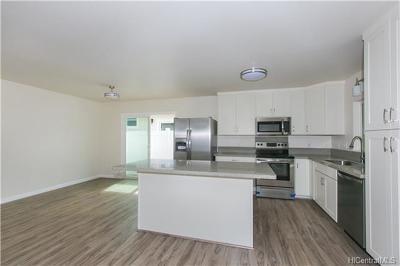 Wahiawa Single Family Home For Sale: 2049 Puu Place #A