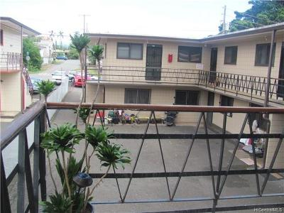 Wahiawa Condo/Townhouse For Sale: 235 Koa Street #205