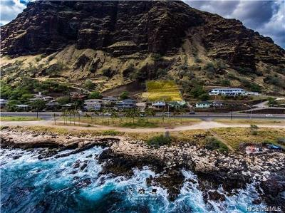 Waianae Multi Family Home For Sale: 87-1320 Farrington Highway #A, B, C