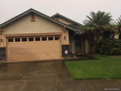 Waipahu Single Family Home For Sale: 94-233 Umeke Place