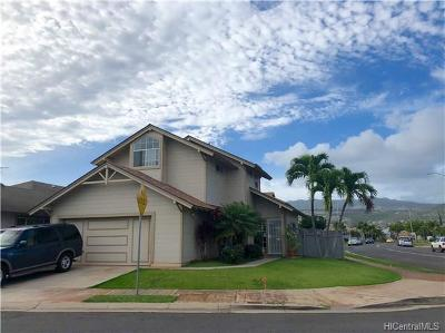 Kapolei Single Family Home In Escrow Showing: 91-1098 Nihopeku Street