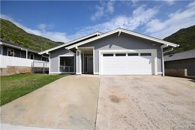 Honolulu Single Family Home In Escrow Showing: 7538 Onini Place