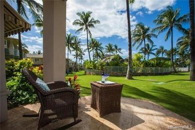 Honolulu County Condo/Townhouse For Sale: 92-1001 Aliinui Drive #9D