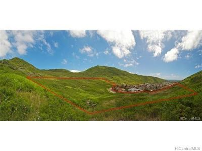 Honolulu Residential Lots & Land For Sale: 1492 Honokahua Street