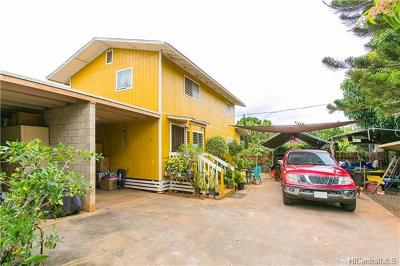 Waianae HI Condo/Townhouse For Sale: $335,000