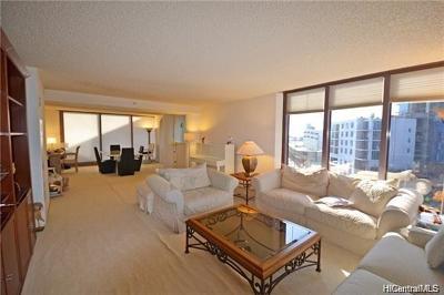 Hawaii County, Honolulu County Condo/Townhouse For Sale: 415 South Street #401