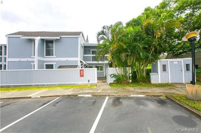 Kaneohe Condo/Townhouse In Escrow Showing: 44-138 Hako Street #4