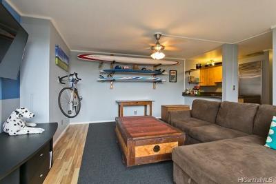 Condo/Townhouse For Sale: 3741 Kanaina Avenue #146