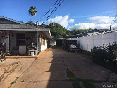 Maui County Multi Family Home For Sale: 1079 Kamehameha V Highway