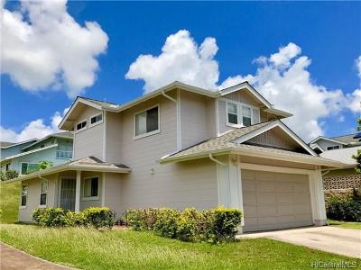Waipahu Single Family Home In Escrow Showing: 94-1000 Mali Street