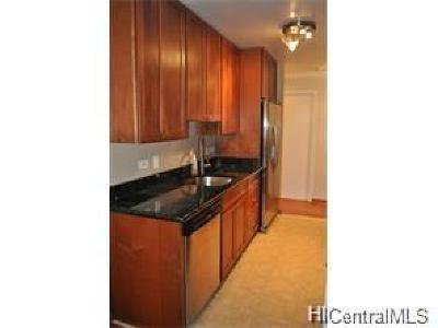Honolulu, Kailua, Waimanalo, Honolulu, Kaneohe Rental For Rent: 1069 Spencer Street #202