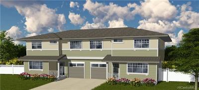 Waipahu Single Family Home For Sale: 94470 Paiwa Street #21