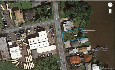 Kaneohe Residential Lots & Land In Escrow Showing: 47-667 Kamehameha Highway