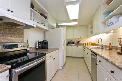 Honolulu Condo/Townhouse For Sale: 4999 Kahala Avenue #241