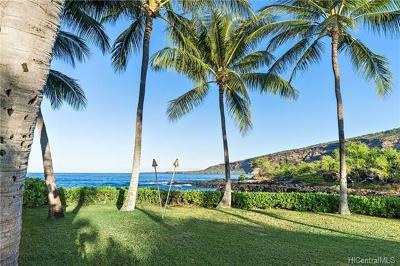 Central Oahu, Diamond Head, Ewa Plain, Hawaii County, Hawaii Kai, Honolulu County, Kailua, Kaneohe, Kau, Kauai, Leeward Coast, Makakilo, Maui, Metro Oahu, Molokai, N. Kohala, N. Kona, North Shore, Pearl City, Puna, S. Hilo, S. Kohala, S. Kona, Waipahu Single Family Home For Sale: 83-498 Puuhonua Road