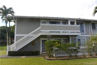 Honolulu County Condo/Townhouse For Sale: 46-1019 Emepela Way #18S