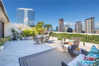 Honolulu County Condo/Townhouse For Sale: 920 Ward Avenue #PH 17DD