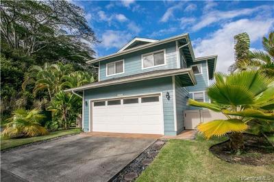Mililani Single Family Home For Sale: 95-1037 Wikao Street #43