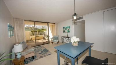 Honolulu Condo/Townhouse For Sale: 1717 Mott Smith Drive #408