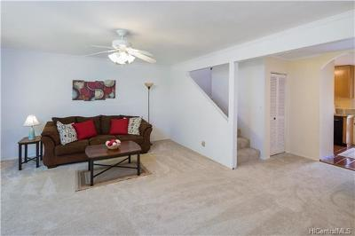 Kaneohe Condo/Townhouse In Escrow Showing: 44-149 Hako Street #5