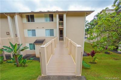 Mililani Condo/Townhouse In Escrow Showing: 95-990 Wikao Street #N202