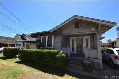 Rental Rented: 1819 Waiola Street (McCully)
